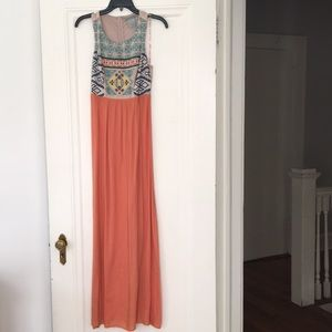 Flying Tomato Maxi Dress - size s